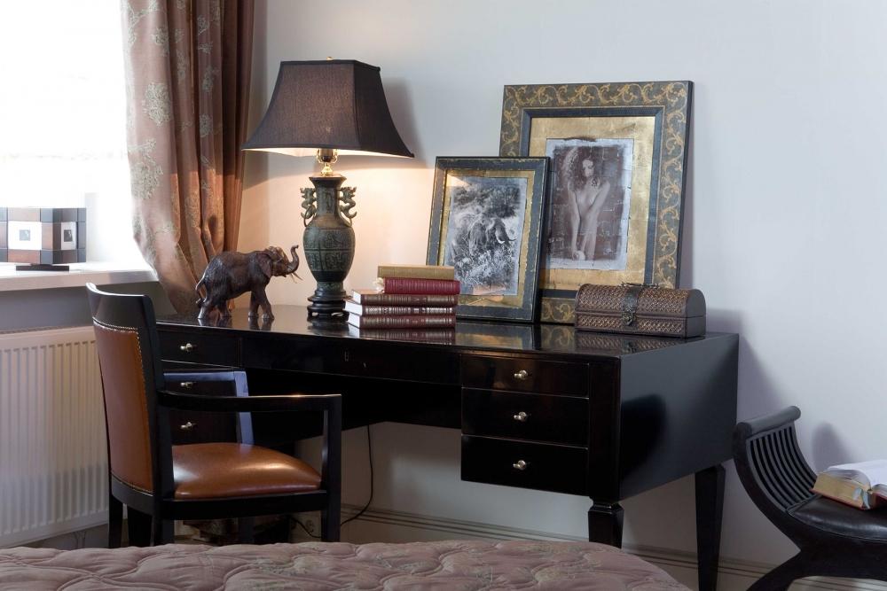 фрагмент фото кабинета.